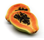Papaya - 39 kcal in 100g